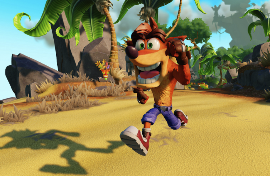 Crash Bandicoot PS4: these people can't believe how hard it is