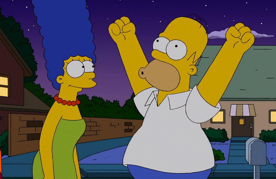 there could be a sequel to the simpsons movie in the works