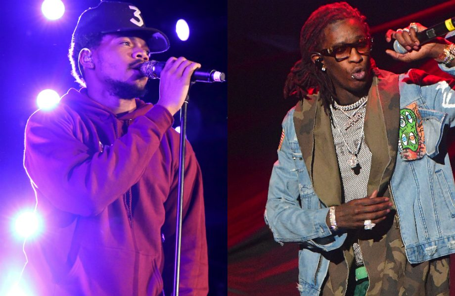 Listen to Chance The Rapper and Young Thug's surprise new track, 'Big B's'