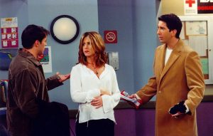 Friends, Rachel, Ross & Joey