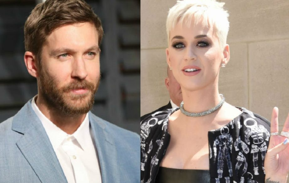Katy Perry ends six year beef with Calvin Harris - NME