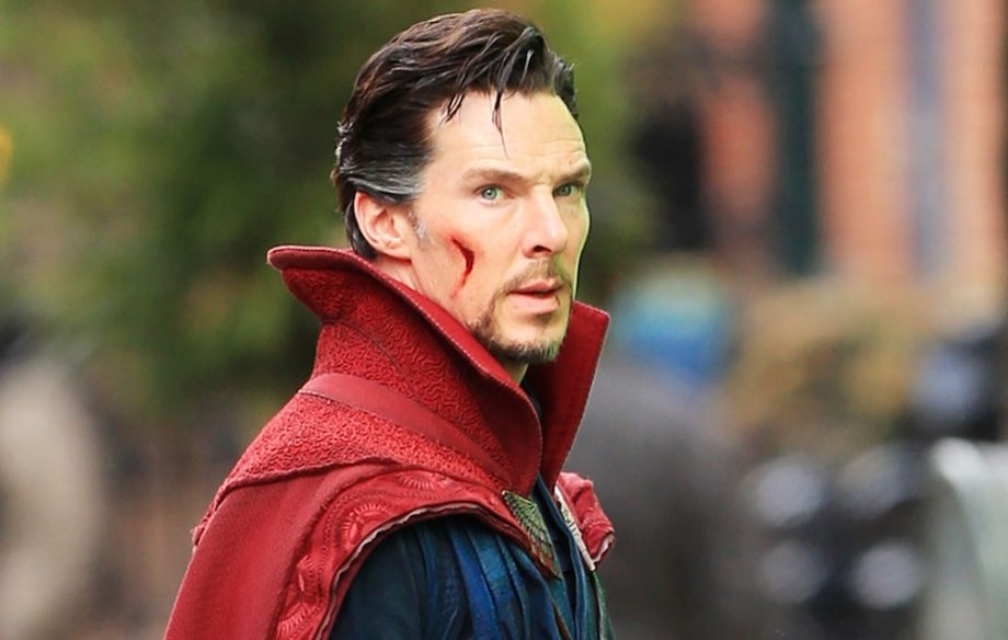 Watch Benedict Cumberbatch S Doctor Strange In New Thor