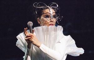 Björk shares stunning