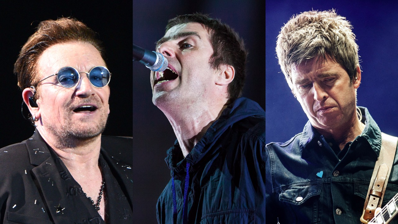 Liam Gallagher Claims That Noel Doesn T Even Like U2 Nme