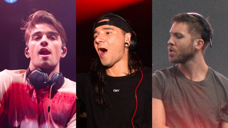 Highest-earning DJs of 2017 revealed - NME