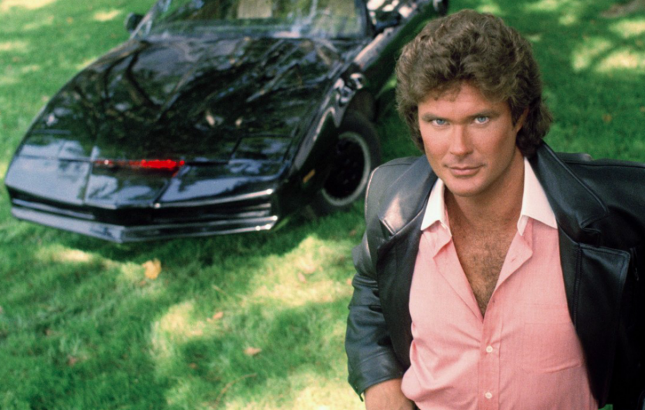 David Hasselhoff says a new 'Knight Rider' TV series is in