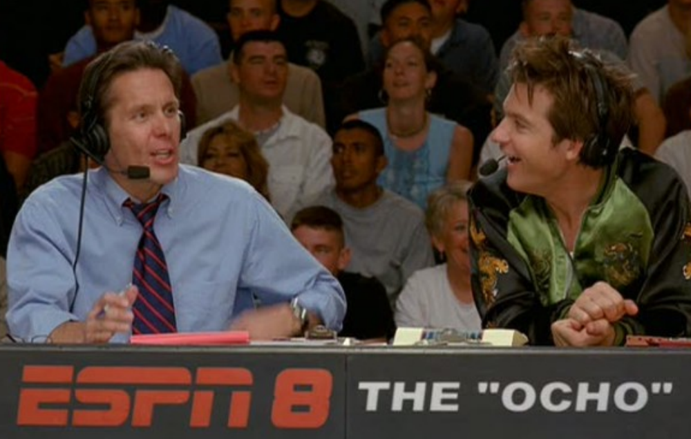 The fictional TV channel from 'Dodgeball' is becoming a ...