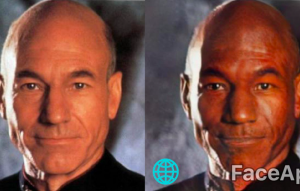 FaceApp's ethnicity filters