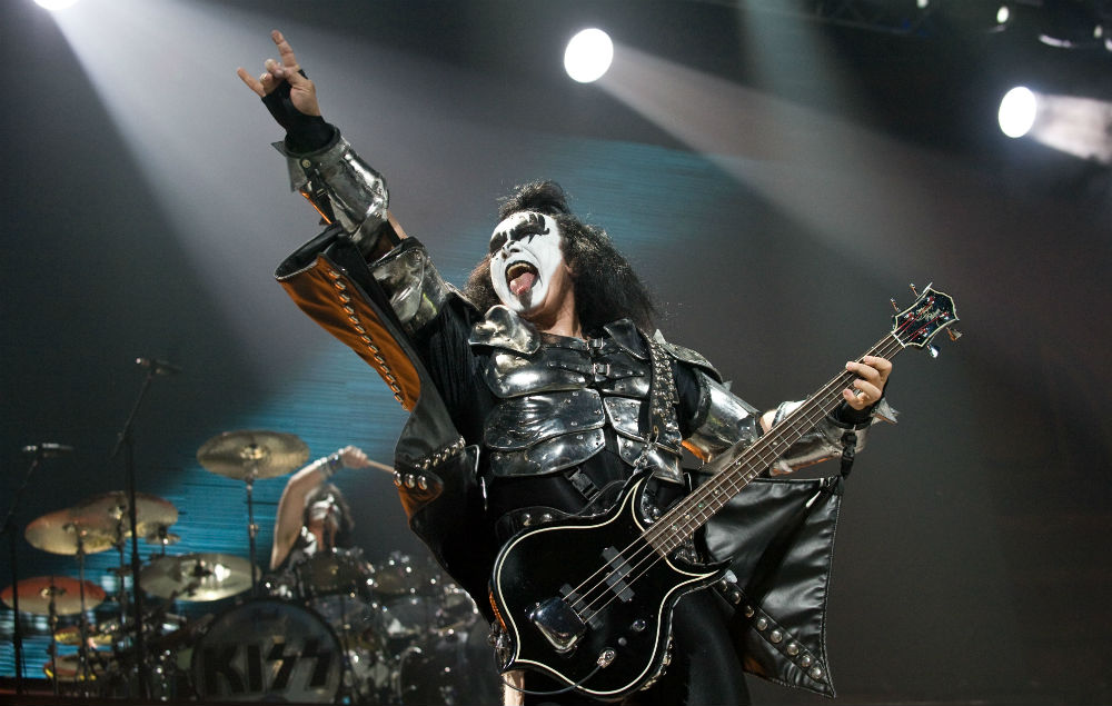 Kiss frontman Gene Simmons (Getty)