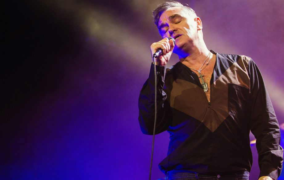 Hear Morrissey's new track 'Jacky's Only Happy When She's Up On The