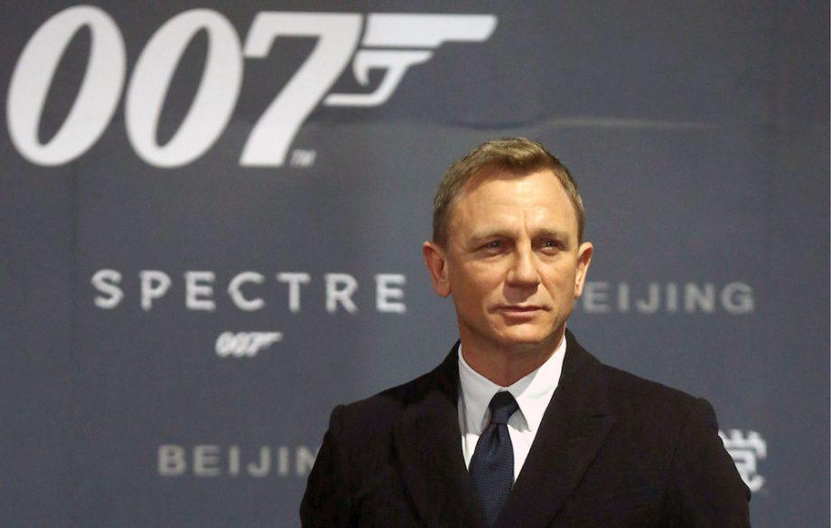 Daniel Craig 'to return for two more Bond movies'