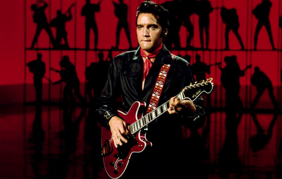 Image result for Elvis (1968)