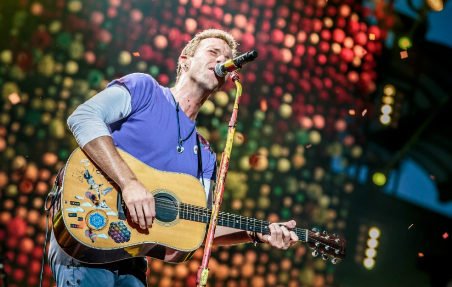 Coldplay pay tribute to Hurricane Harvey victims with a brand new song