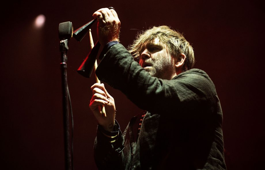 LCD Soundsystem are previewing new music in an ice cream truck - NME