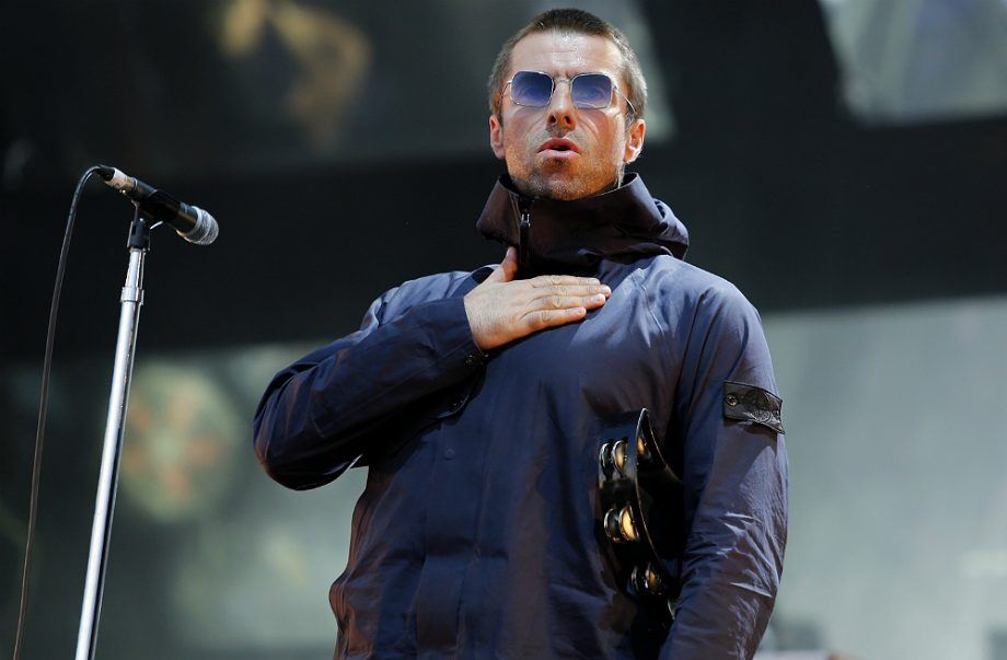 liam gallagher at reading 2017
