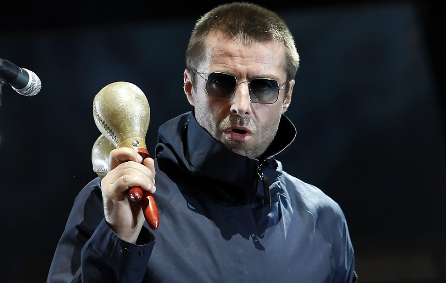 Watch Liam Gallagher Turn Music Critic And Review New