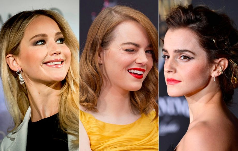Highest-paid actresses of 2017 revealed