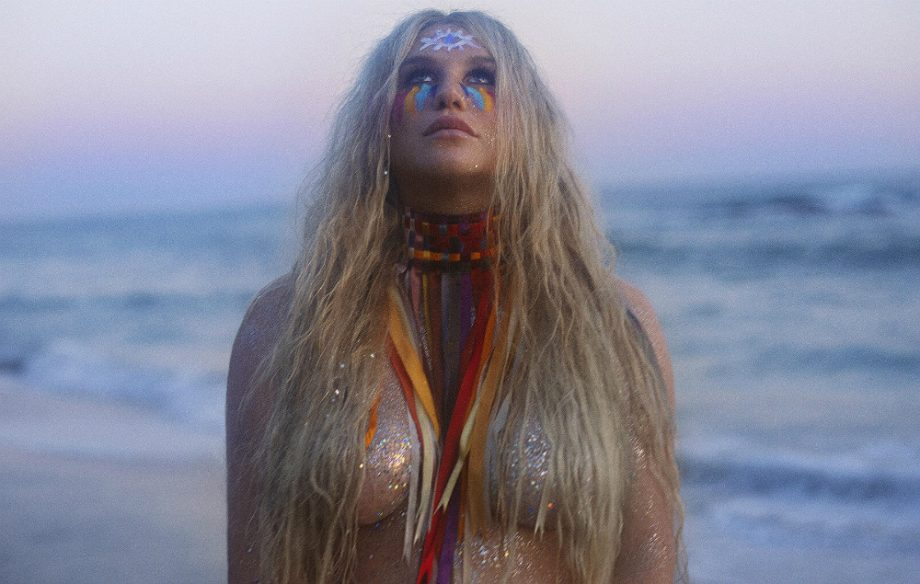Listen to Kesha's song for 'people who feel like outcasts', 'Hymn'