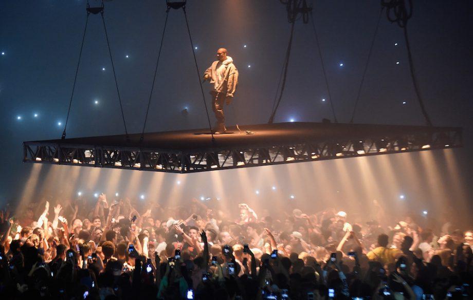 Kanye Wests Saint Pablo Tour