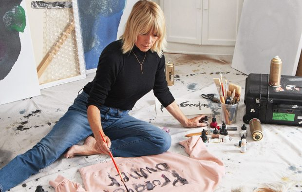 3212405b Ex-Sonic Youth member Kim Gordon on her new fashion line: 'Clothes can be  an armour'