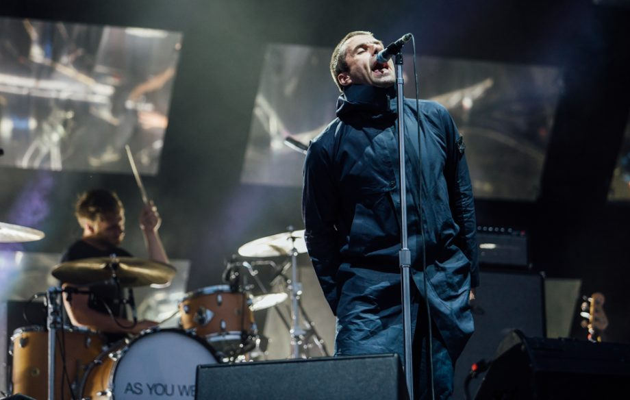 Liam Gallagher Smashes Oasis Classics During Massive Leeds Festival Set