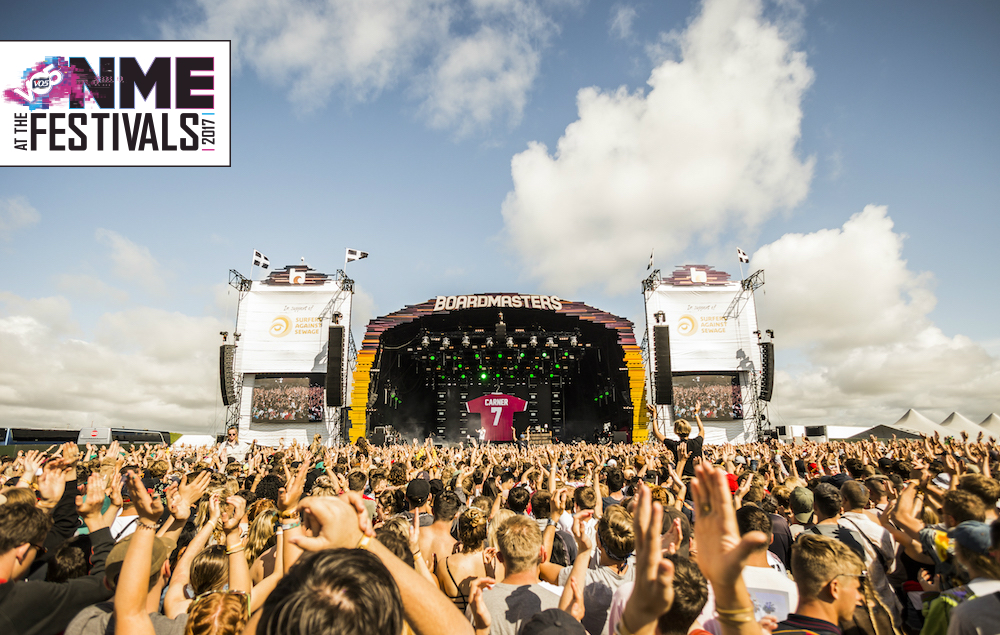 Boardmasters: A perfect weekend mix of sun, surf and music