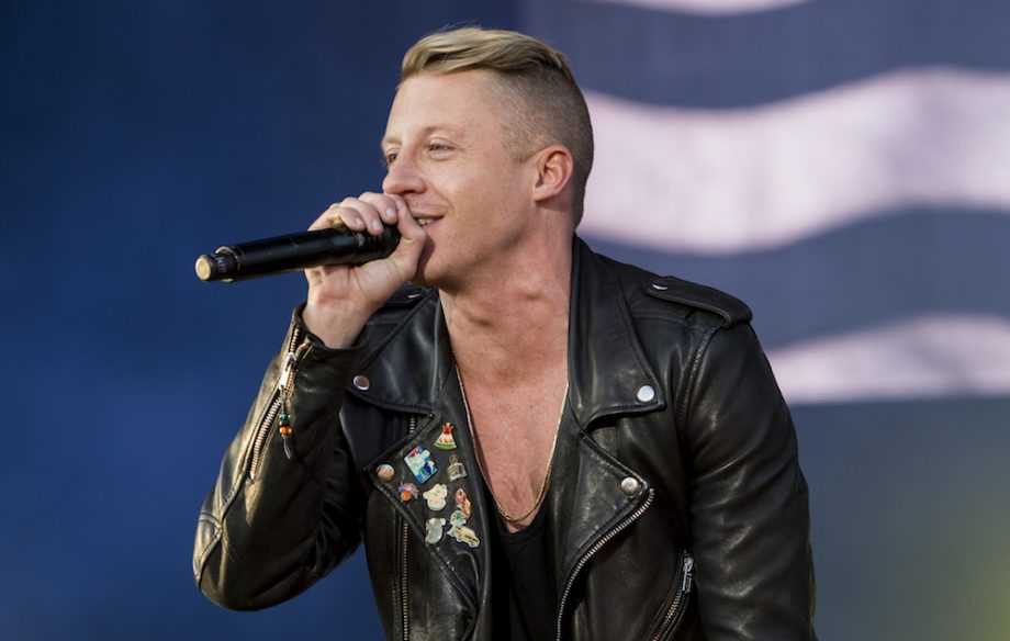 Macklemore Hairstyle The Newest Hairstyles