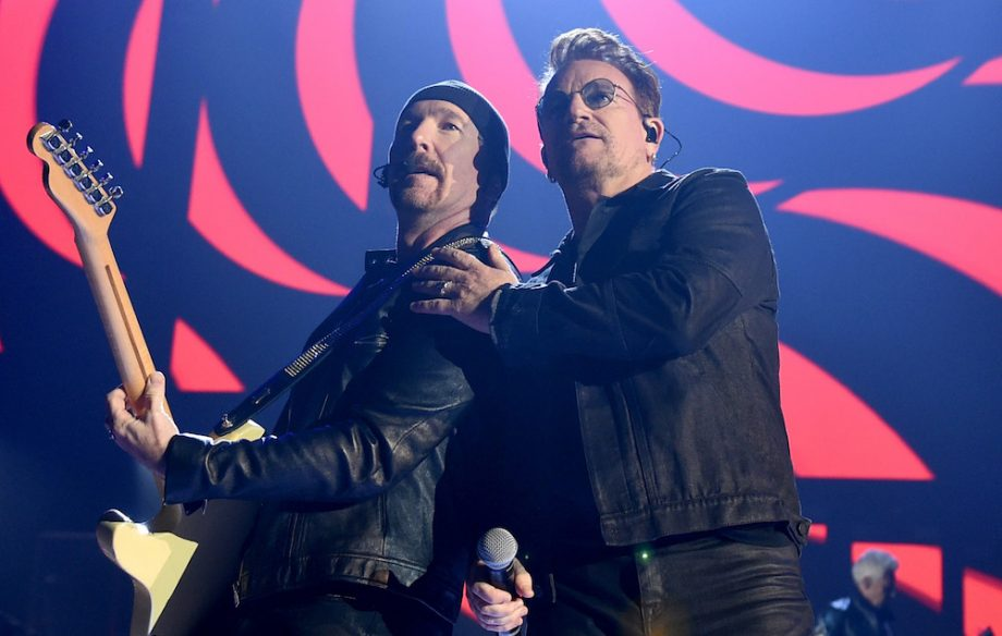 U2's 'Songs Of Experience' album tracklist revealed? - NME