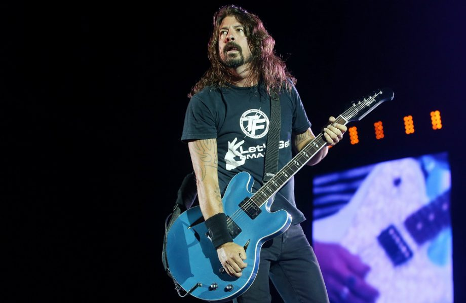 Foo Fighters - Magazine cover