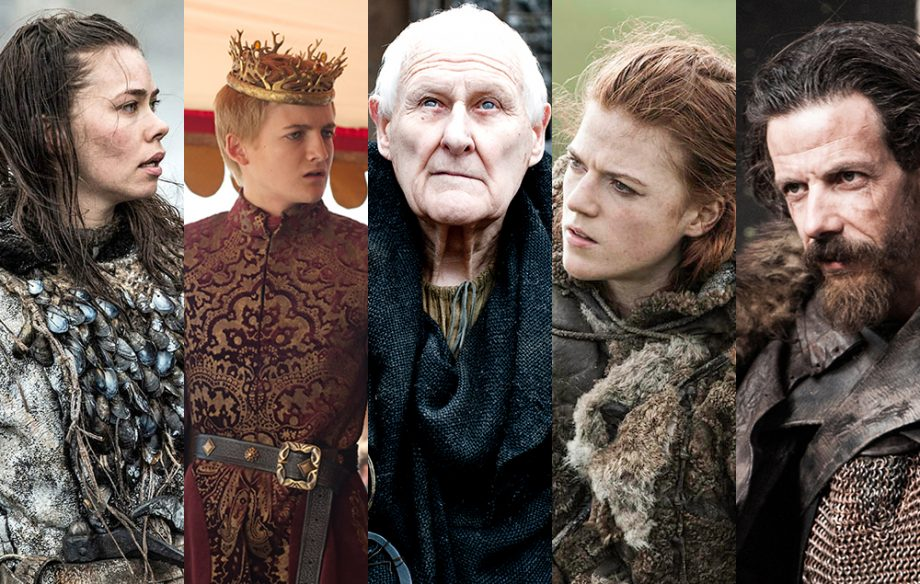 How Did These Game Of Thrones Characters Die Take Our