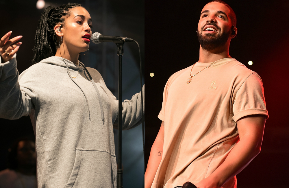 Watch Drake Perform With Jorja Smith In Toronto Nme