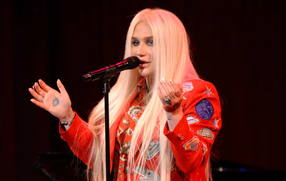Kesha Admits Rainbow Saved Her Life On Good Morning America
