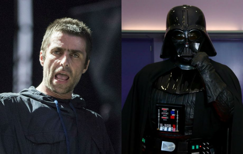 Someone Replaced Darth Vader Lines With Liam Gallagher Quotes