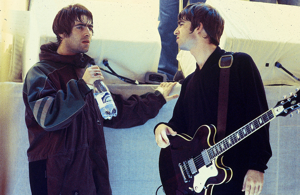 Definitely, maybe: Liam Gallagher urges Noel to consider Oasis reunion