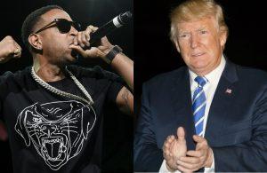 Ludacris Donald trump