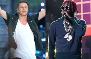 Macklemore and Lil yachty