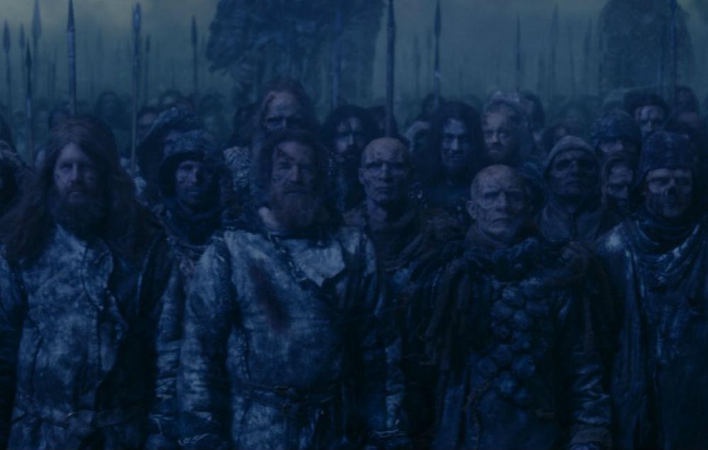 Mastodon Game of Thrones