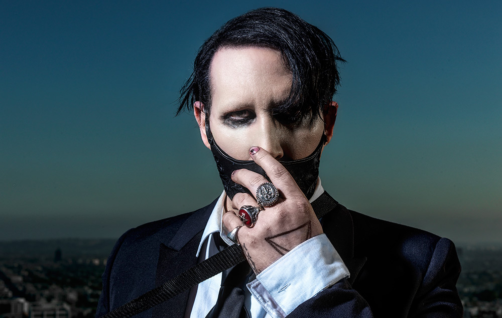 Marilyn Manson Politics Family And Collecting Human