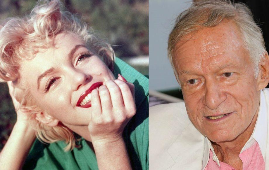 Hugh Hefner to be buried next to Marilyn Monroe - NME