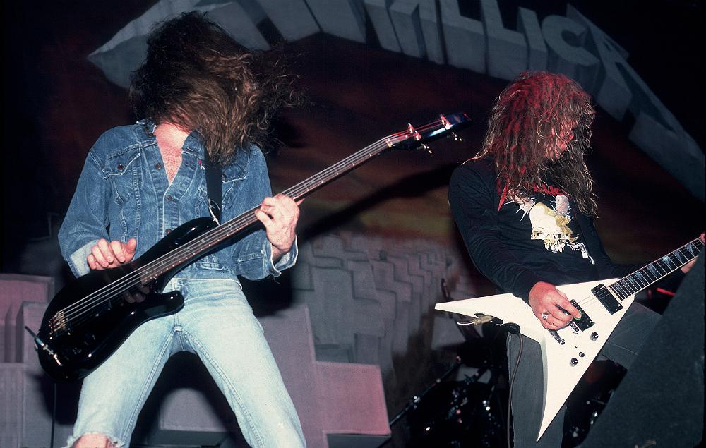 Metallica unveil unhea...