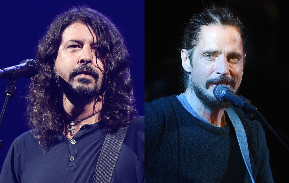 Dave Grohl Opens Up About Chris Cornell S Death I Loved