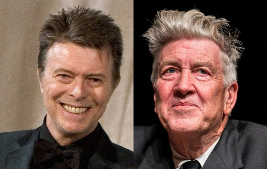 David Bowie, David Lynch