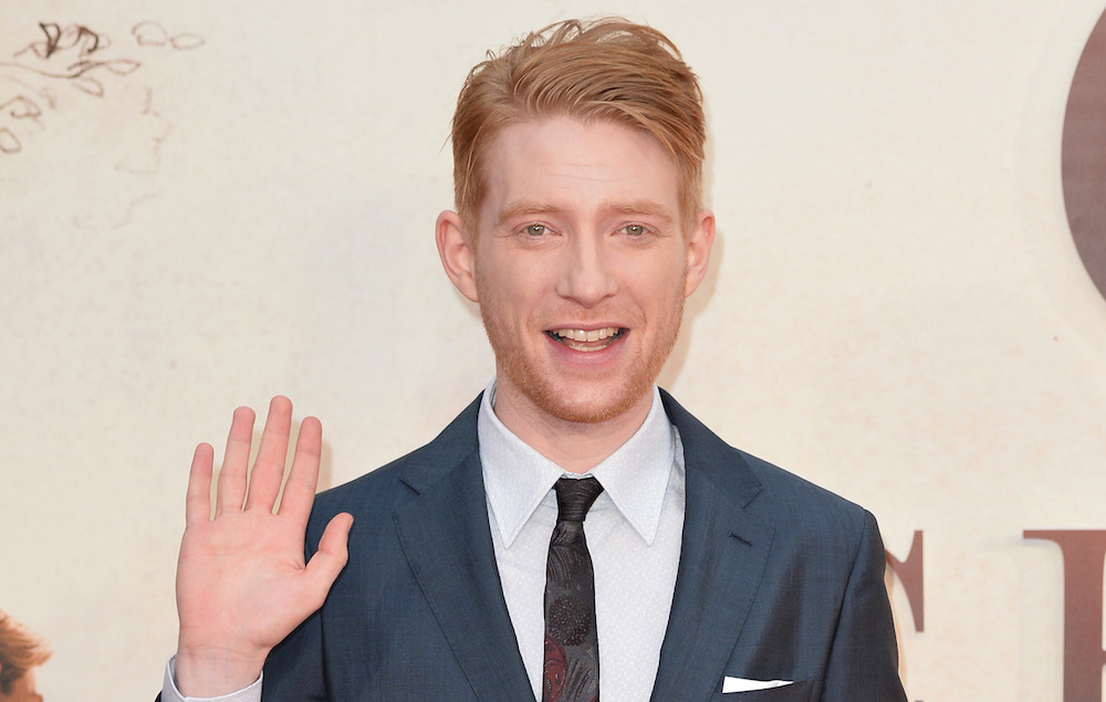 Domhnall Gleeson explains why he's in so many films - NME