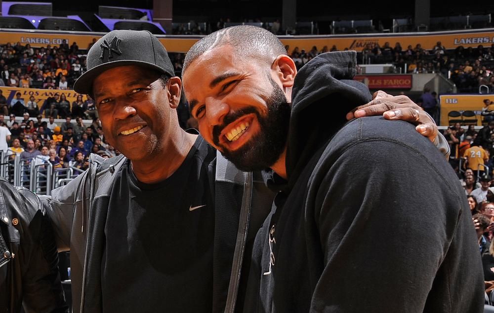 Drake Now Has A Denzel Washington Tattoo Nme