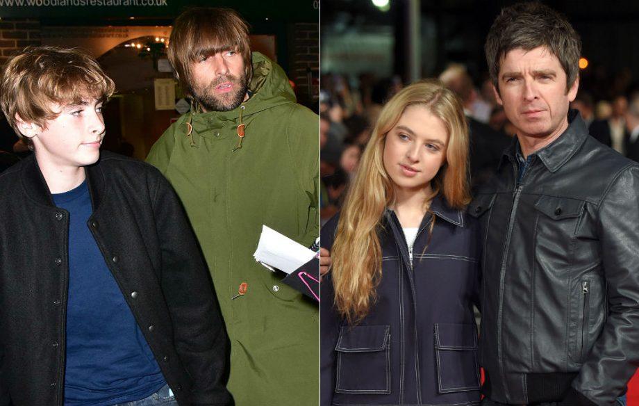 noel kids Now Liam and Noel Gallagher's children are feuding   NME noel kids