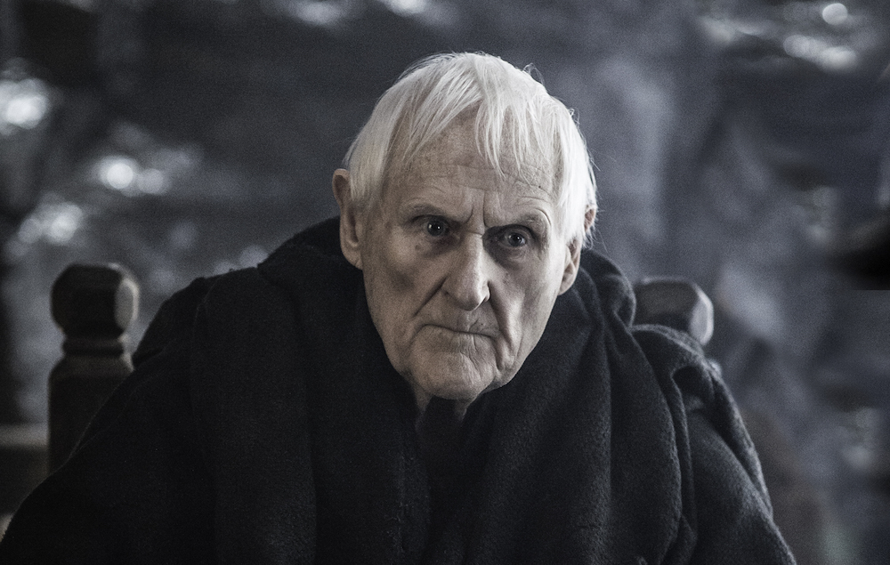 Game Of Thrones Did Maester Aemon Know He Was Related To