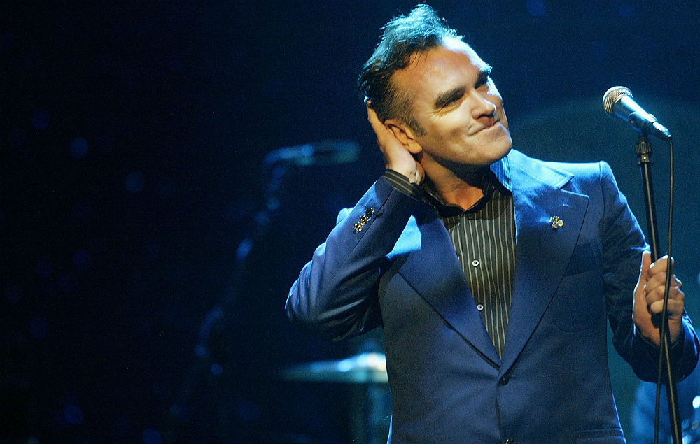 Morrissey Cancels California Show At The Last Minute