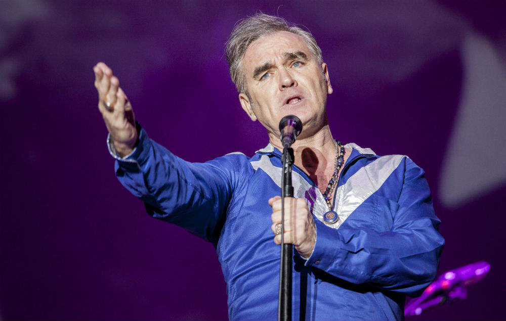 Morrissey announces