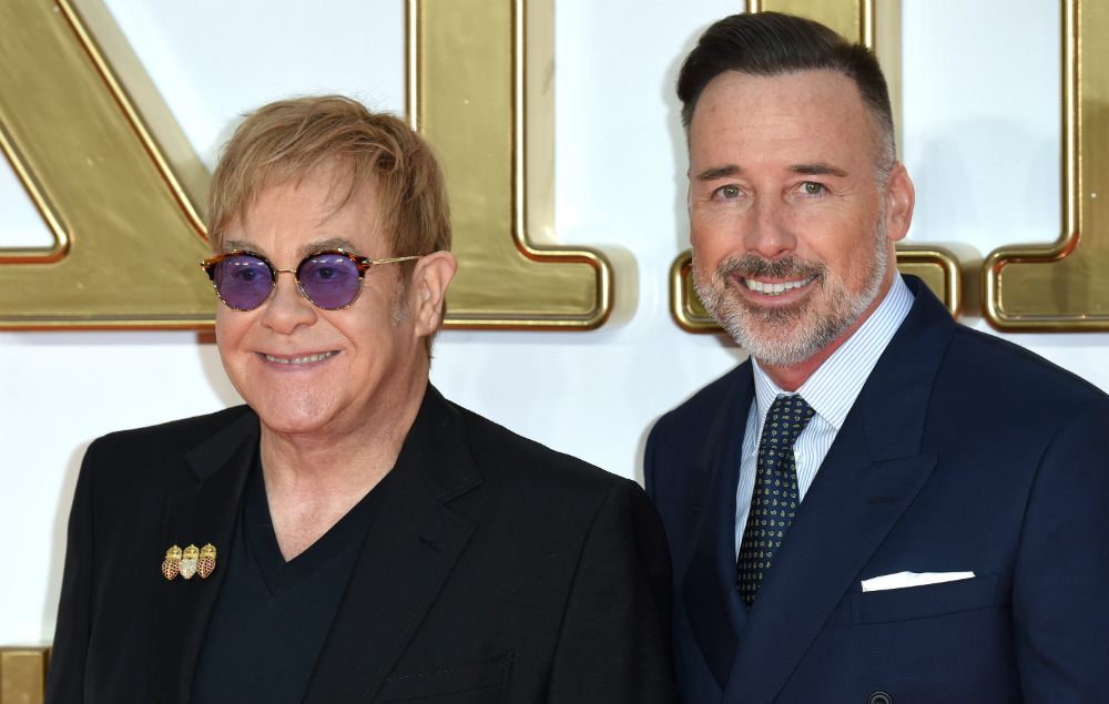 from Ace elton john against gay marriage
