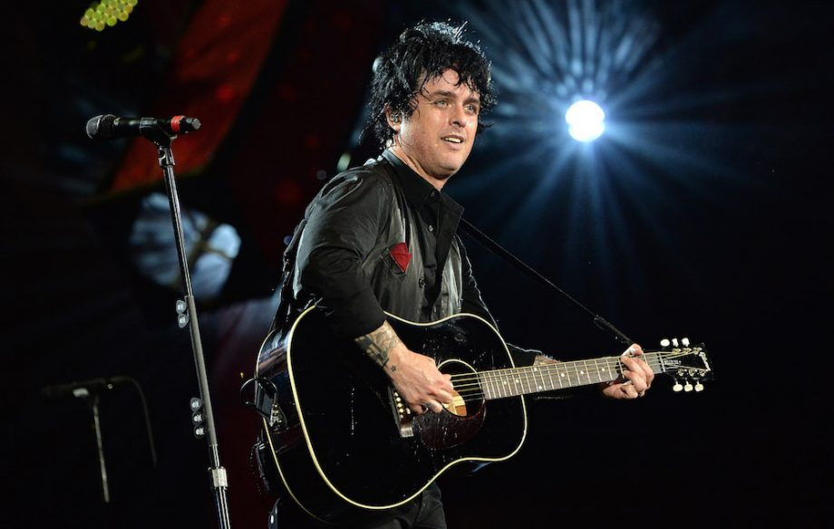 Green Day S Billie Joe Armstrong Pays Tribute After His